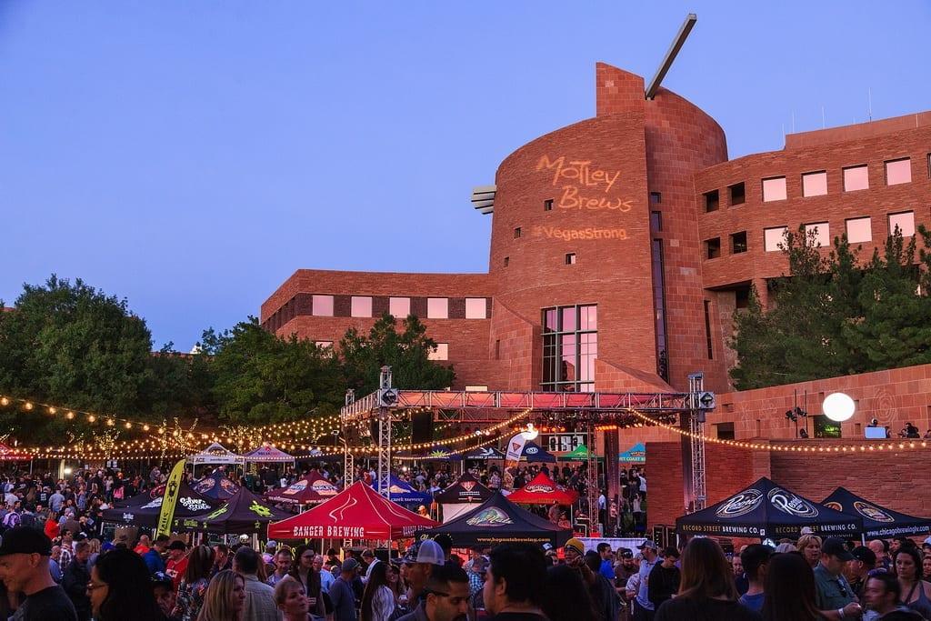 Motley Brews Downtown Brew Festival