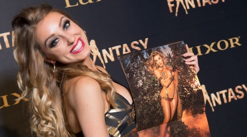 The Golden Goddesses of FANTASY Calendar