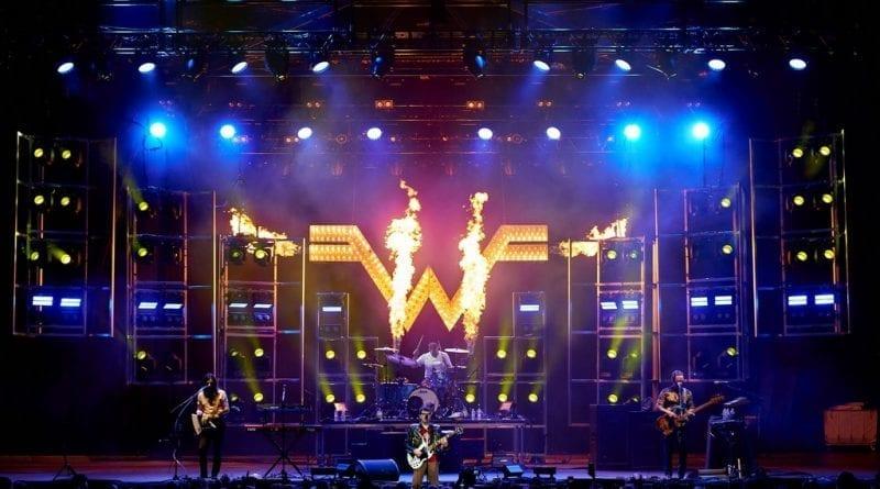 Weezer - Tour