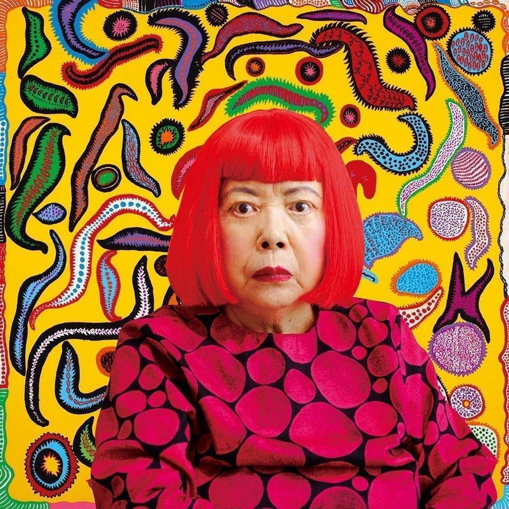 Bellagio Gallery of Fine Art - Kusama Headshot