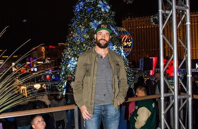 The Cosmopolitan of Las Vegas Tree Lighting