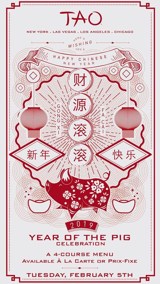 Chinese New Year - TAO