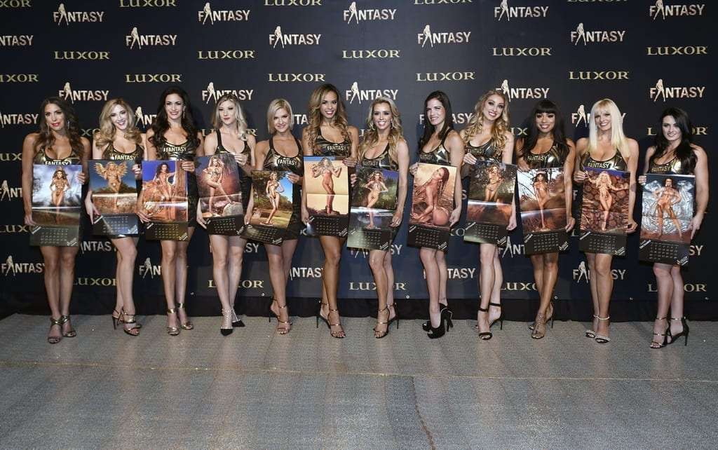 FANTASY Ladies of FANTASY 2019 Calendars