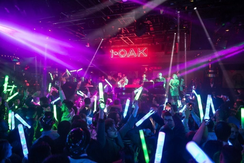 Lil Jon Spins on New Year's Eve in Las Vegas at 1 OAK Nightclub Inside The Mirage Hotel & Casino_ Photo Credit Wolf Productions
