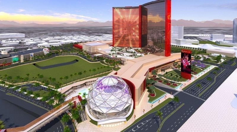 Resorts World Las Vegas Rendering