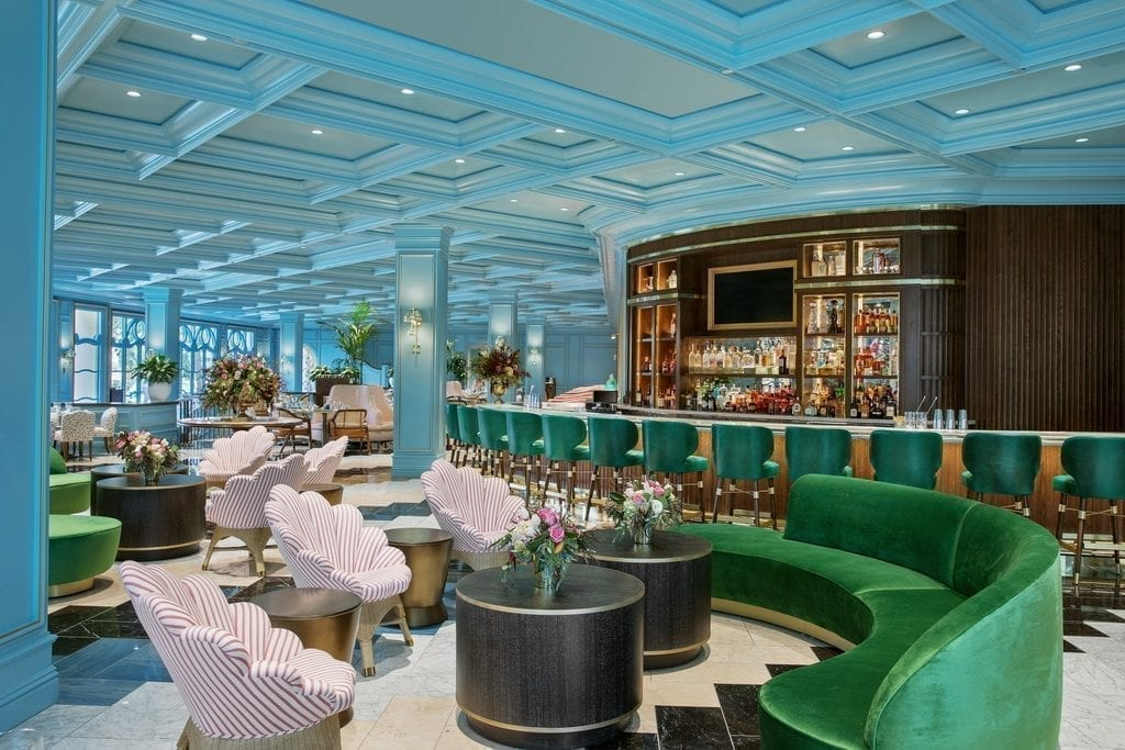 Sadelle's Bar and Lounge at Bellagio Las Vegas