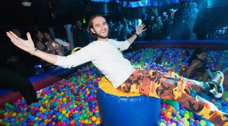 Zedd Plays in Ball Pit as Part of Over-the-Top $100k Party Hosted by OMNIA Nightclub in Las Vegas_Photo Credit Wolf Productions