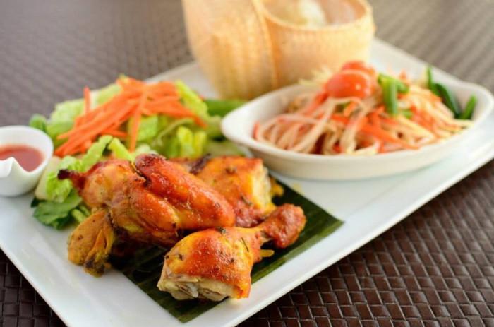 Table-Thai-Bar-Bistro-Thai-BBQ-Chicken