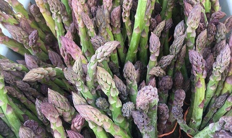 Asparagus at Fresh52