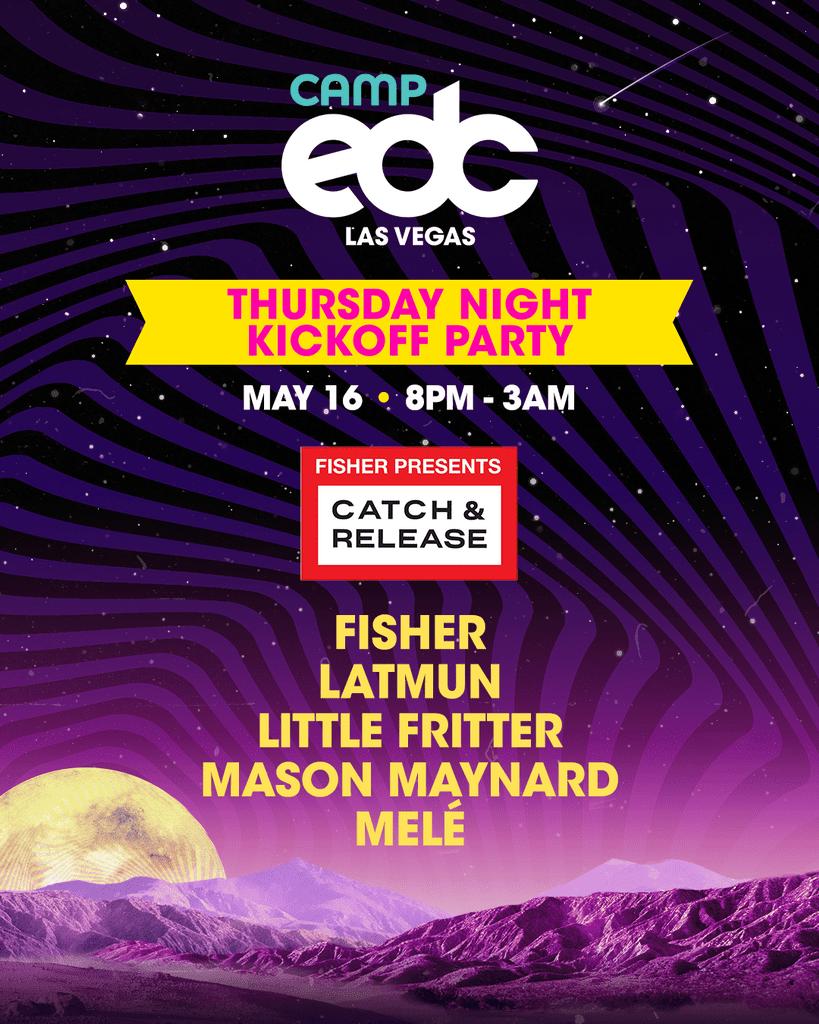 Camp EDC Las Vegas 2019
