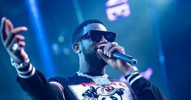 Gucci Mane at Drai's Nightclub