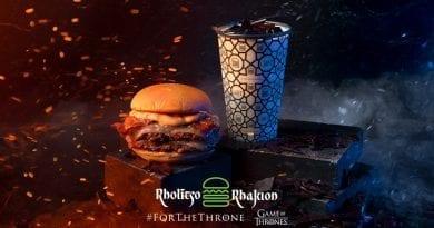 Dracarys Burger & Dragonglass Shake at Shake Shack - Game of Thrones