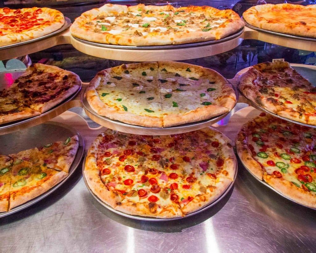 Evel Pie Las Vegas Pizza