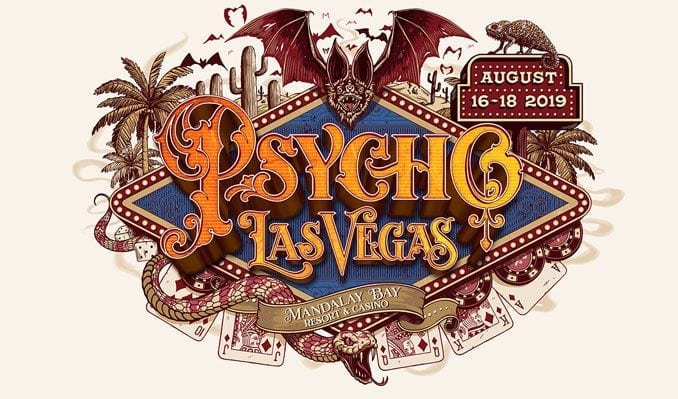 PSYCHO LAS VEGAS Launches Psycho Swim