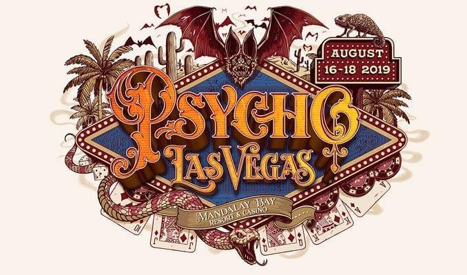 PSYCHO LAS VEGAS Launches Psycho Swim
