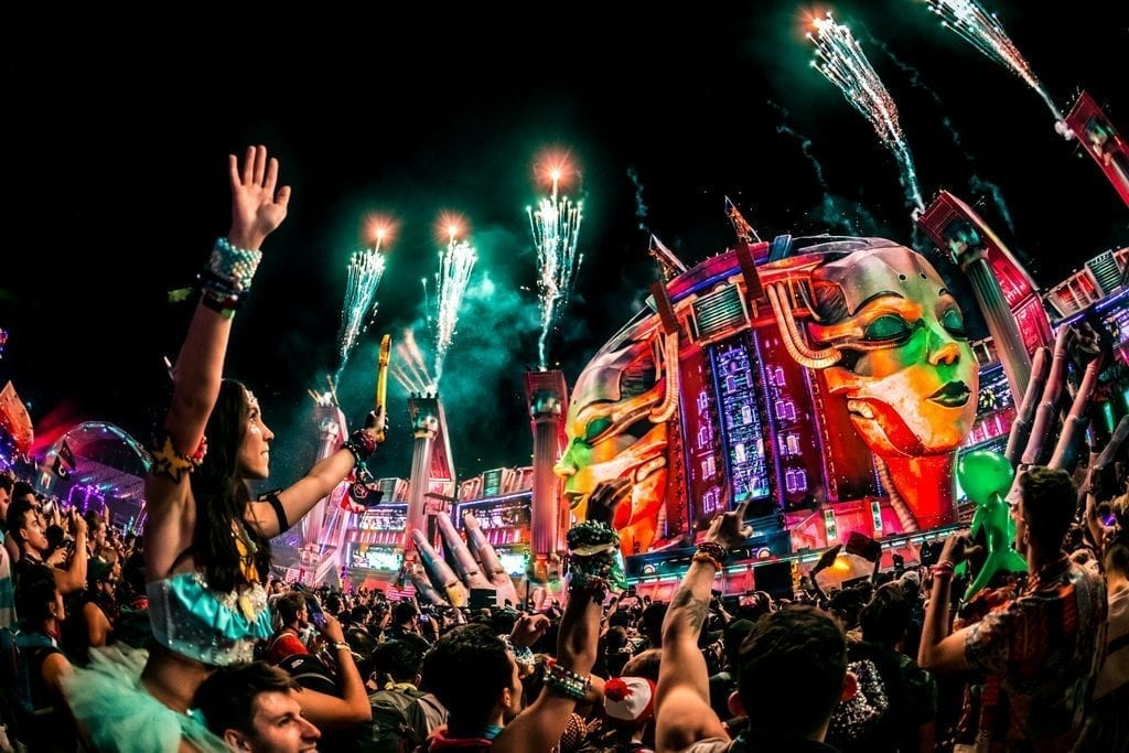 EDC Las Vegas 2019 - Christopher Pearce for Insomniac Events