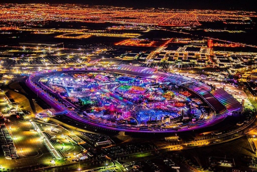 EDC Las Vegas 2019 - Graham John Bell for Insomniac Events