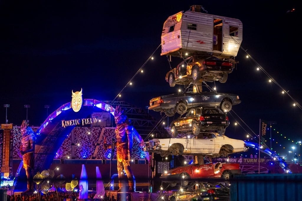 EDC Las Vegas 2019 - Ivan Meneses for Insomniac Events