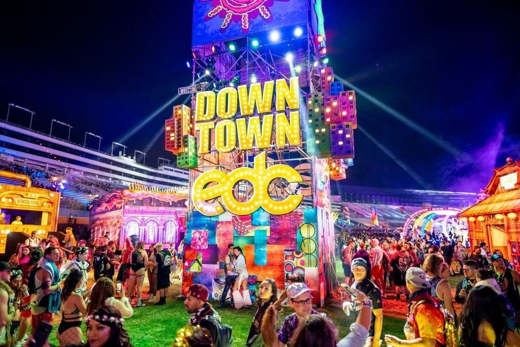 EDC Las Vegas 2019 - Ivan Meneses for Insomniac Events