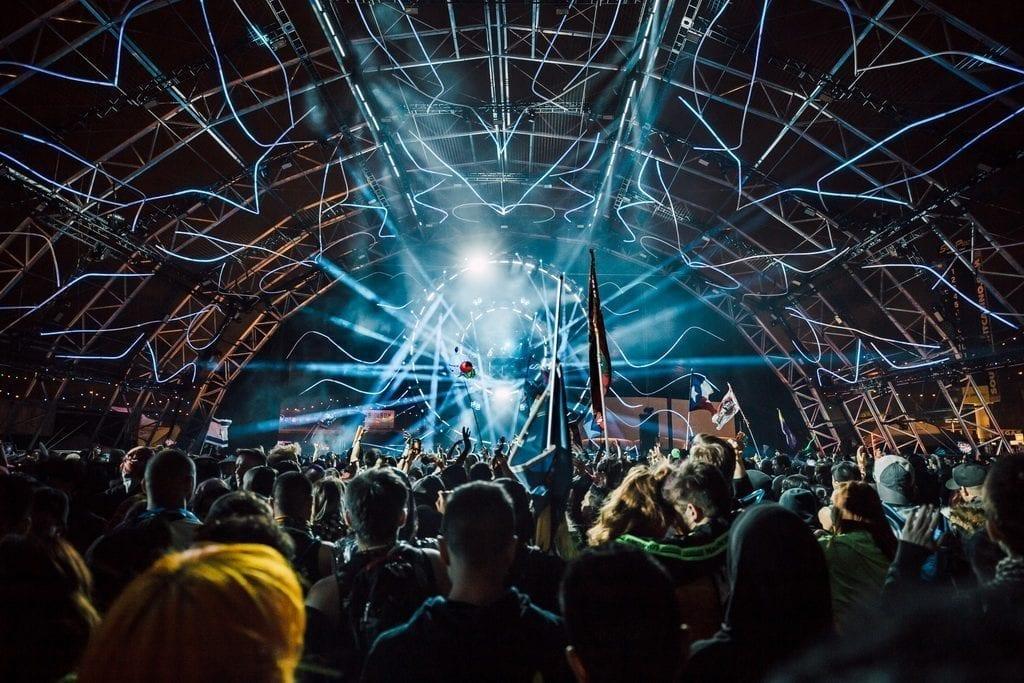 EDC Las Vegas 2019 - Keiki-Lani Knudsen for Insomniac Events