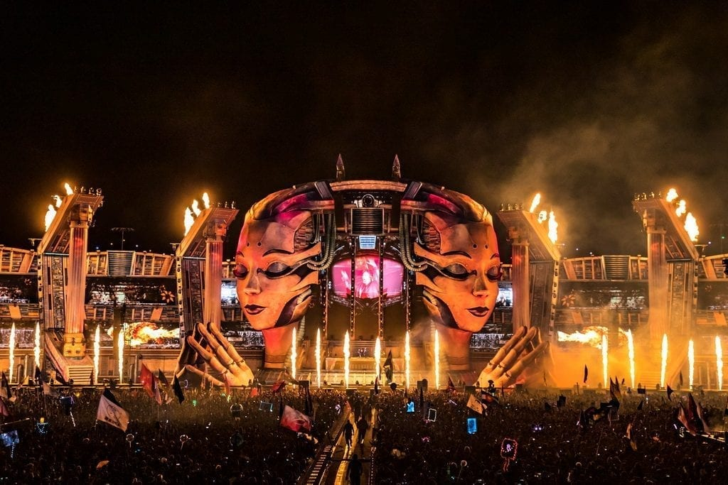 EDC Las Vegas 2019 - Marc Van Der Aa for Insomniac Events