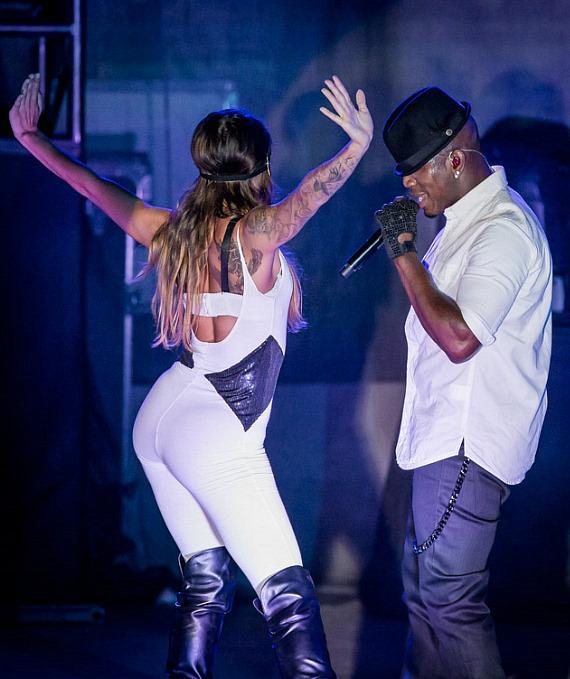 Ne-Yo Performing at The Cosmopolitan of Las Vegas