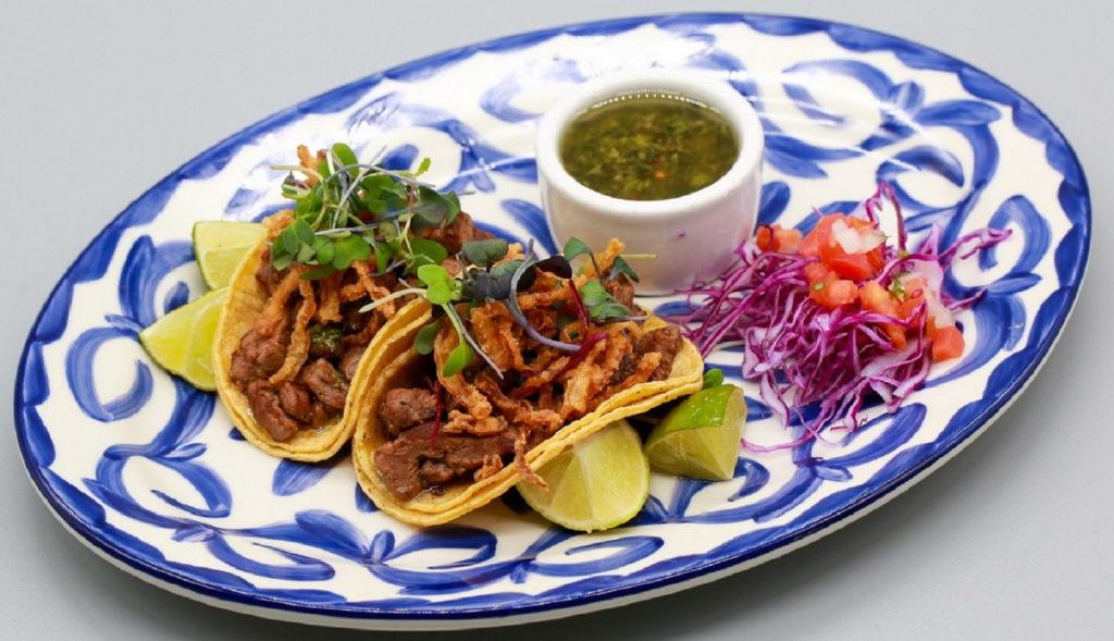 ElDo Filet Mignon Tacos at El Dorado Cantina