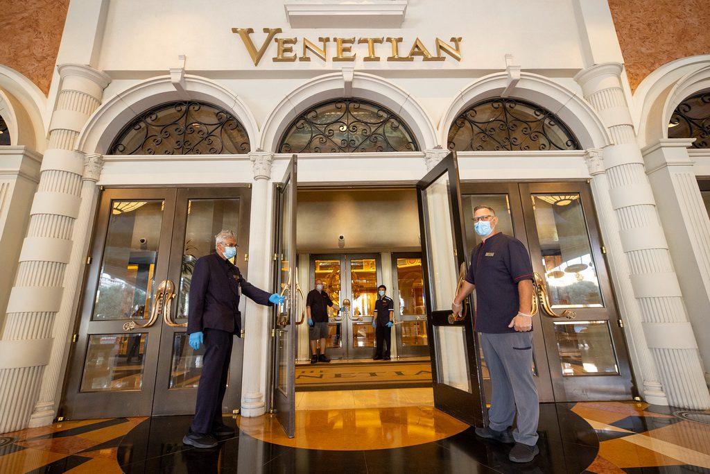 The Venetian Clean Commitment