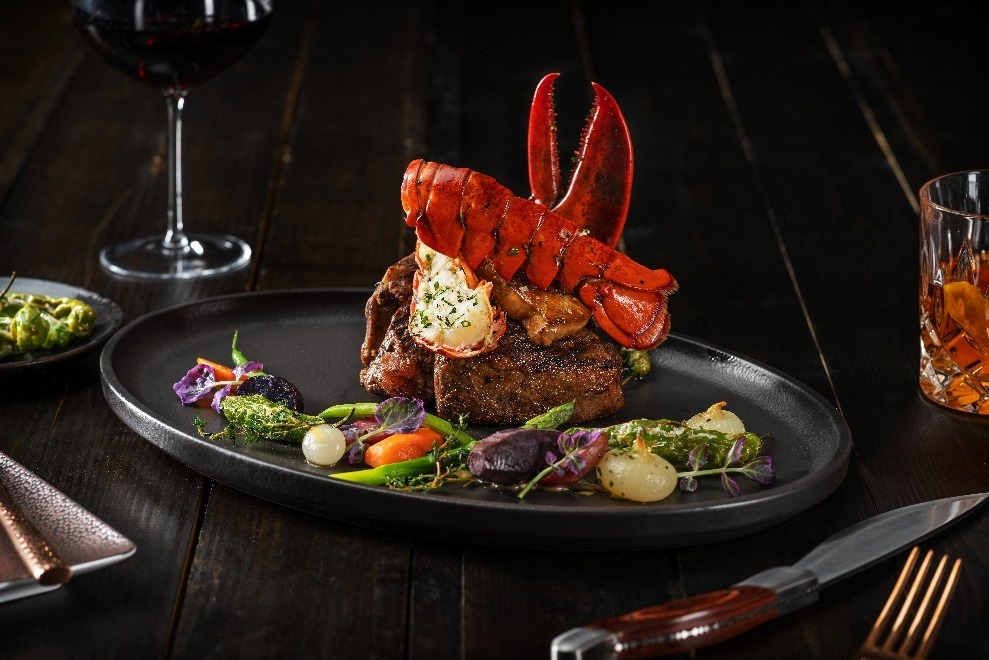 Bugsy & Meyer's Steakhouse - Lobster