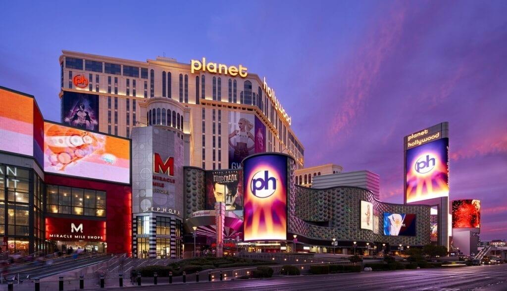 Planet Hollywood Resort & Casino - Exterior