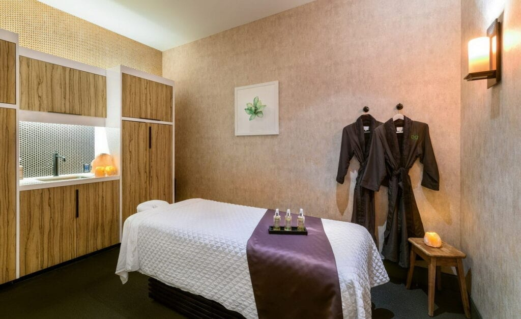 Treatment Room at Spa at The LINQ