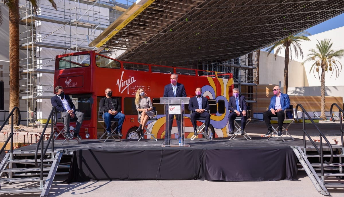 Virgin Hotels Las Vegas Announces Grand Opening