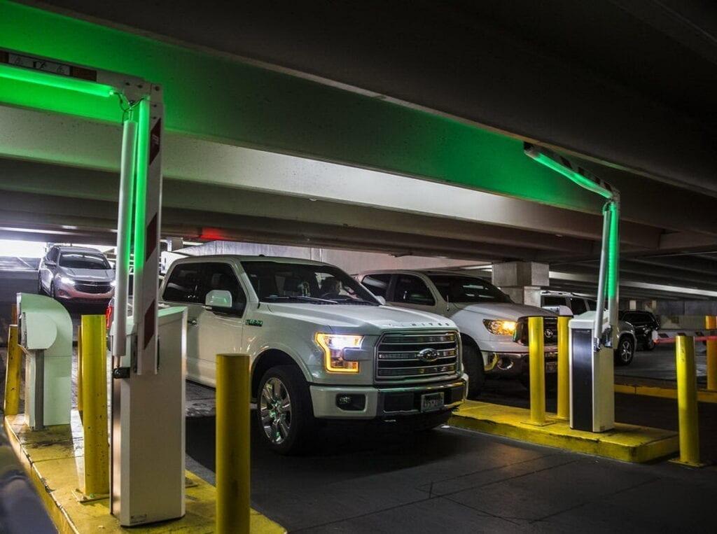 Caesars Entertainment Self-Parking