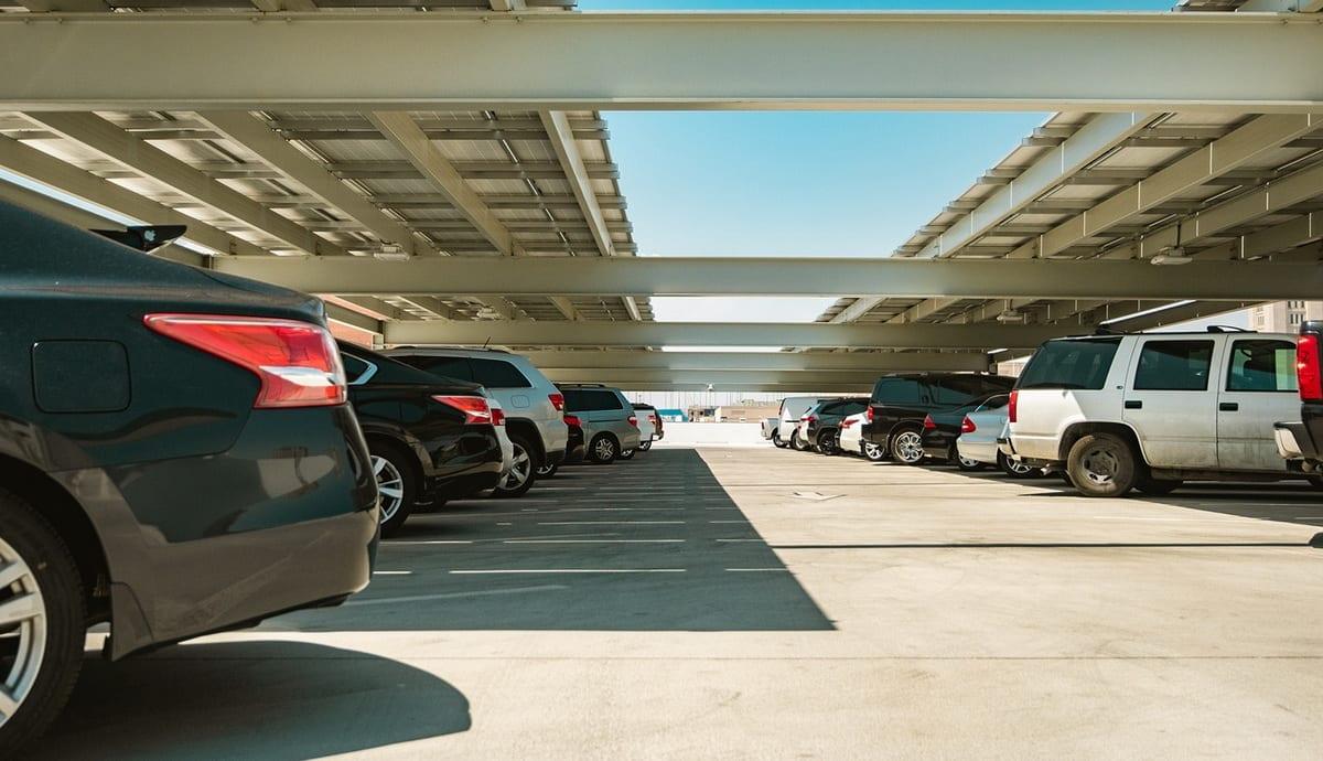 Las Vegas Parking Garage