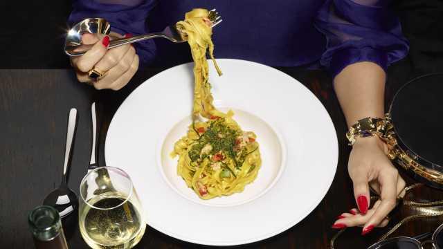 Scarpetta Chefs Table