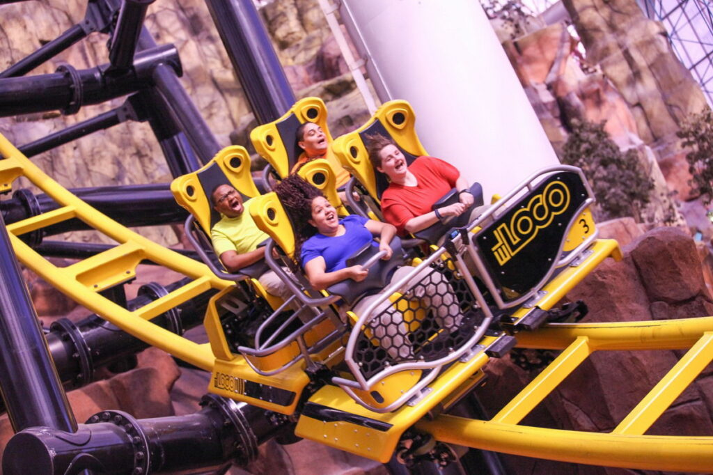 The Adventuredome Indoor Theme Park El Loco 1024x682