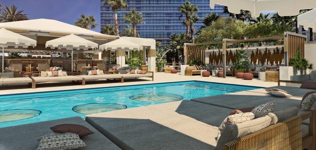 Virgin Hotels Las Vegas - Bar 2nd level