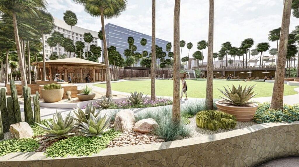 Virgin Hotels Las Vegas - Event Lawn
