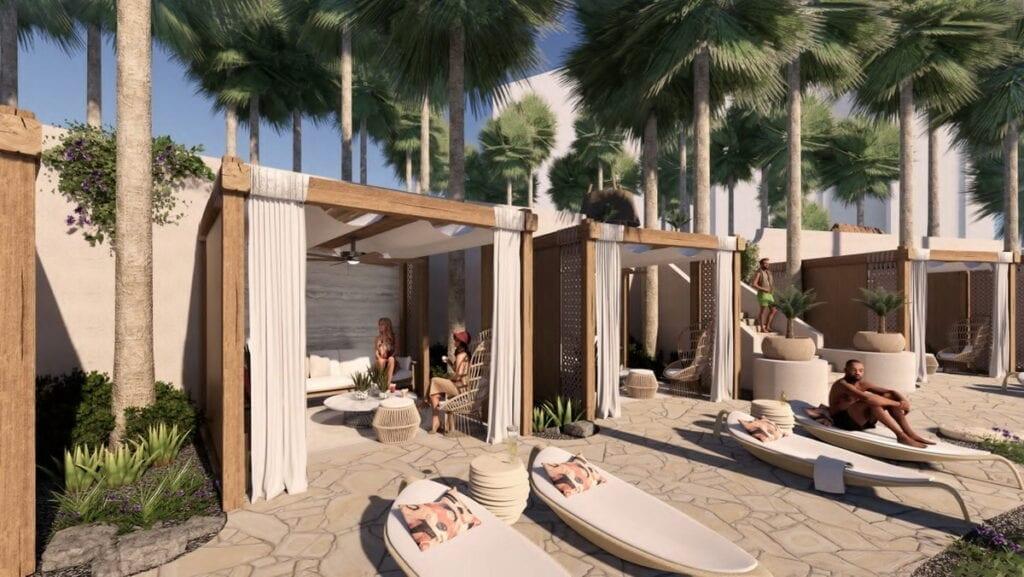 Virgin Hotels Las Vegas - Resort Pool Cabana