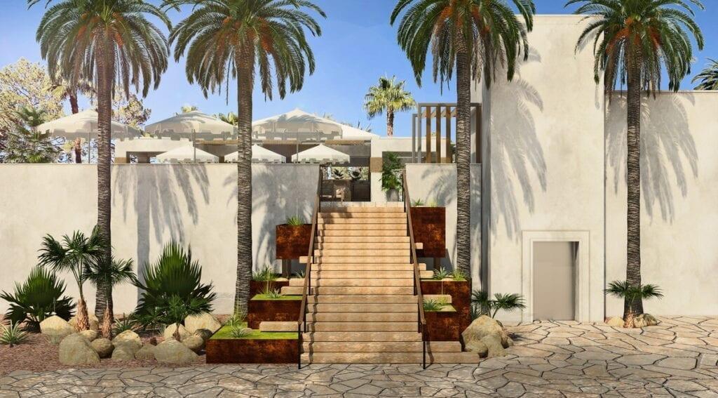 Virgin Hotels Las Vegas - Staircase