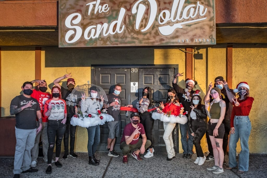 Miracle On Spring Mountain at The Sand Dollar Lounge