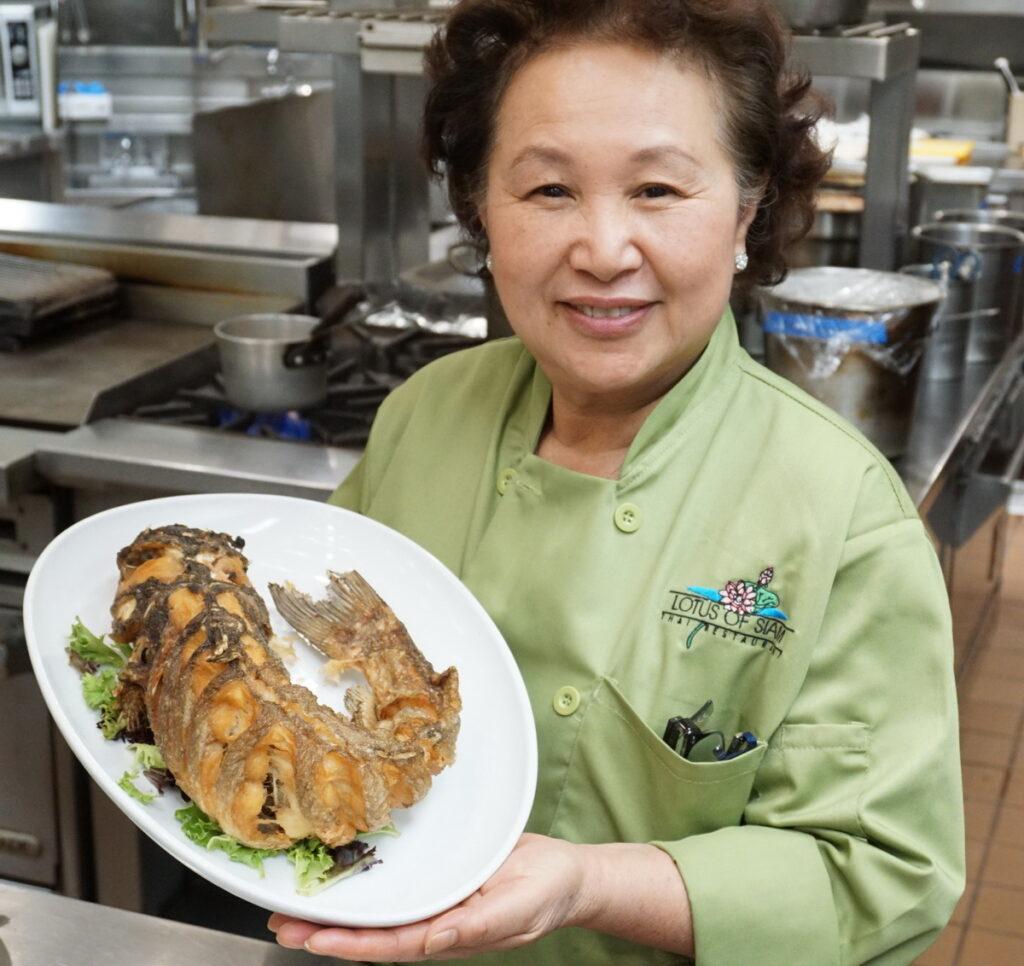 Chef and Owner Saipin Chutima 1024x966