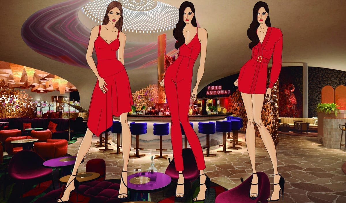 Commons Club Bar - Hostess Servers at Virgin Hotels Las Vegas