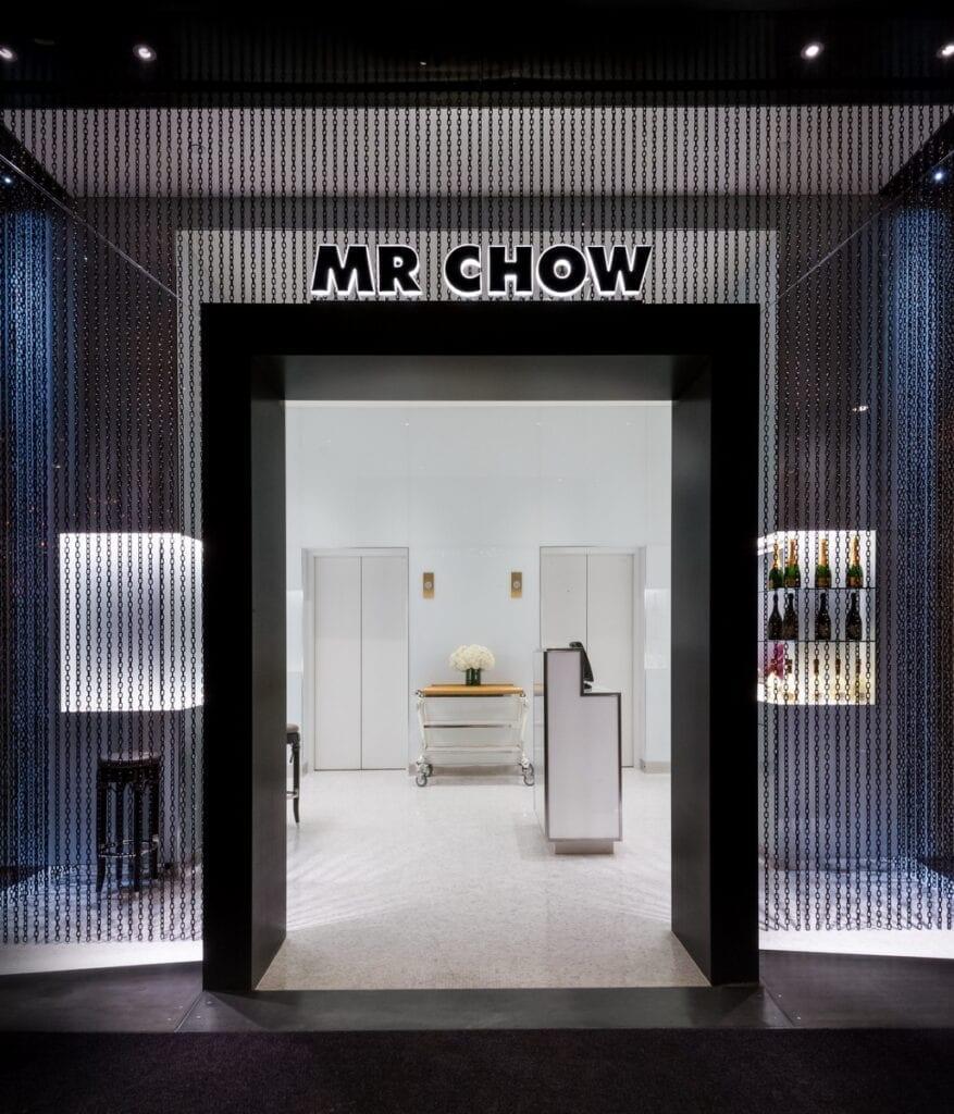 MR CHOW Las Vegas