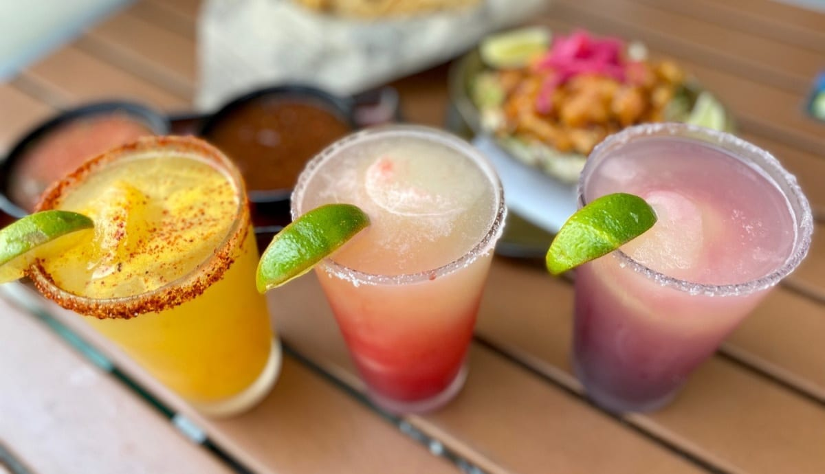 Hussong's Mexican Cantina - Margaritas