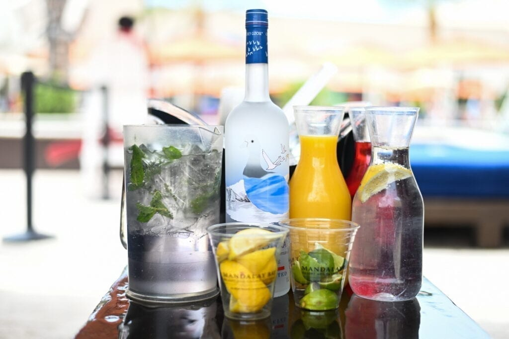 Daylight Beach - Drinks