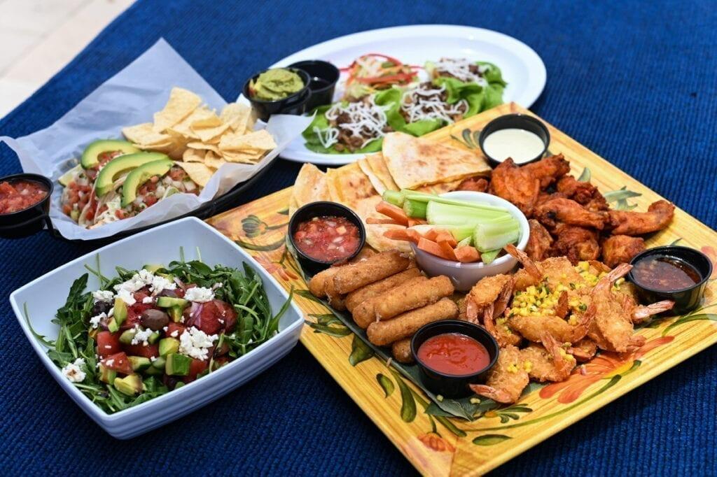 Daylight Beach - Food