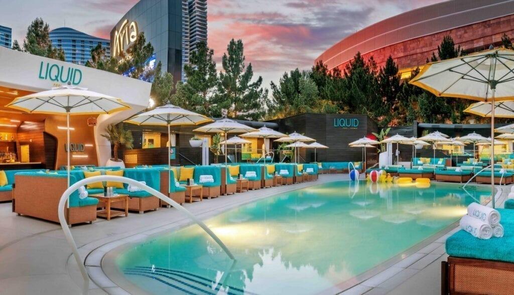 Hakkasan Group - Liquid Pool Lounge