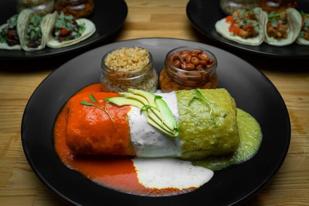 El Luchador Burrito