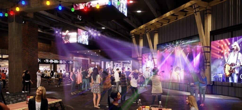 Resorts World Las Vegas - Dawg House Stage